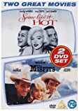 Some Like It Hot/the Misfits [UK Import]