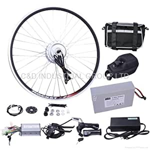 e bike set elektrofahrrad pedelec kit conversion kit. Black Bedroom Furniture Sets. Home Design Ideas
