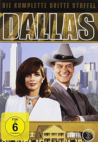 Dallas - Staffel 3 [7 DVDs]