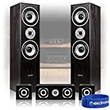 Best Wireless Surround Sounds - Skytronic 5.0 Black Surround Sound Speakers System Hi-Fi Review