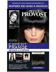 Franck Provost - Expert Frange à Clipper Noir Intense