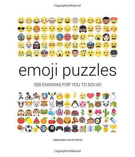 Emoji Puzzles (Puzzle Books)