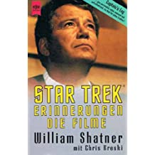 Star Trek Erinnerungen, Die Filme