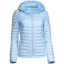 new arrivals 25472 e084d Suchergebnis auf Amazon.de für: Damen Jacke, hellblau