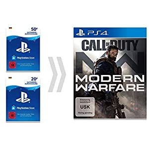 Call of Duty: Modern Warfare – Dark Edition – [PlayStation 4]