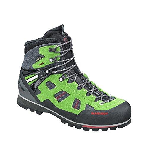 Mammut Ayako High GTX Men Backpacking/Hiking Footwear (High) sherwood-lava