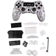 Kit Caso Cubierta Funda Protectora Botón Para Mando PS4 Playstation4