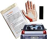 Car Finger Greet , witziges Auto - Zubehör für den Scheibenwischer - Das ideale Geschenk, macht lange Autofahrten lustig. Das outdoor Kfz tuning Zubehör in Form einer Hand oder eines Finger ist ein witziges Spielzeug für Kinder, Damen und Herren