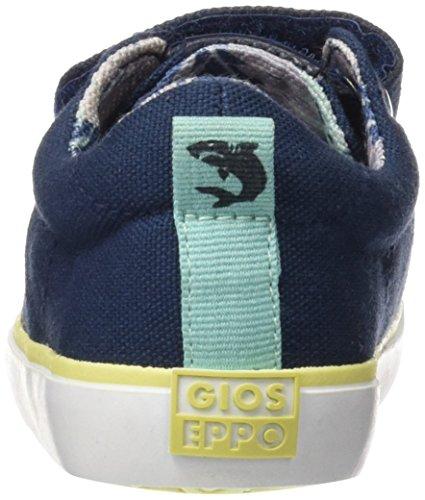 Gioseppo Kite, Chaussures avec fermeture velcro bébé Bleu