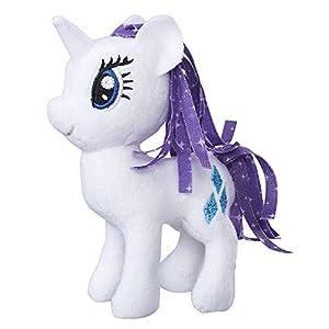 My Little Pony- Peluche de Rarity (Hasbro C0104EU4)