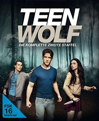 Teen Wolf - Die Komplette zweite Staffel [Blu-ray]