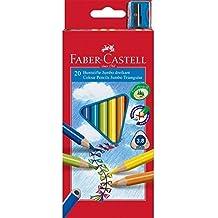 Faber-Castell 116520 - Lápices, 20 unidades