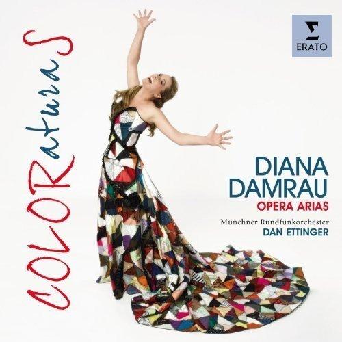 Coloraturas : Opera arias