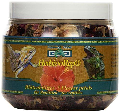 Namiba Terra 20276 HerbivoRep Blütenblättermischung Rosen für Nektar und Blütenfressende Reptilien, 2x 250 ml Doppel-Pack