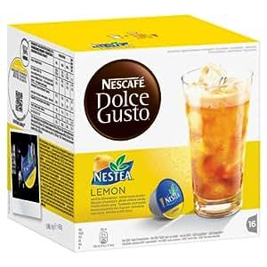 NESCAFE Dolce Gusto Nestea Lemon (16 Capsules)