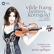 Britten/Korngold: Violin Conce