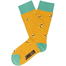 Jimmy Lion Damen Socken Bees