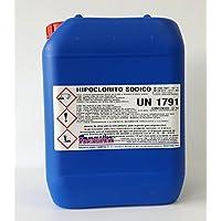 Fuensantica Hipoclorito Sódico/Cloro Liquido 17% 12 Kg.