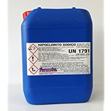 Fuensantica Hipoclorito Sódico/Cloro Liquido 17% ...