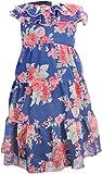 BIO KID Girls' Dress (BTG-635-128, Navy,...