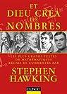 Et Dieu créa les nombres par Hawking