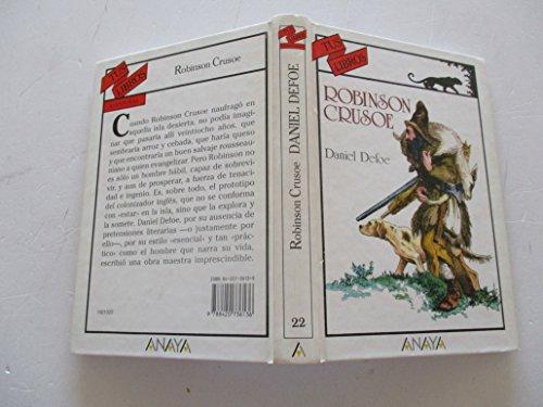 Robinson crusoe (Tus Libros) por Daniel Defoe