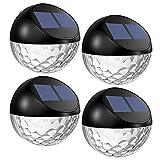 Best MPOW lampes solaires de jardin - Mpow 4 Pack Lampes Solaires Extérieur Jardin Etanche Review