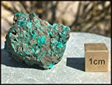 Dioptase, alta qualità, minerali cristallo–[RSA568]