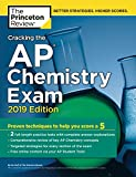 #8: Cracking the AP Chemistry Exam, 2019 Edition: Practice Tests & Proven Techniques to Help You Score a 5 (College Test Preparation)
