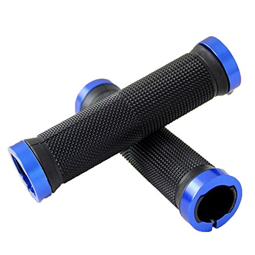 Fastar Mountain Bike Handle Grip for Mountain Bicycle Sp/écial Design Sp/écialis/é VTT Handlebar Grips rouge