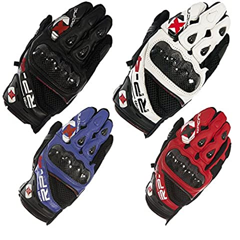 MOTORCYCLE Oxford RP-4 Short Mesh Vented SUMMER MOTORBIKE Leather Glove