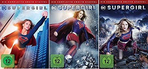 Supergirl Staffel 1-3 (1+2+3) DC Serie [DVD Set] - Batman-tv-serie