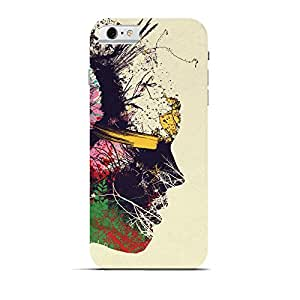 Hamee Designer Printed Hard Back Case Cover for Apple iPhone 5 / 5s / 5SE / SE Design 1307