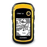 Garmin eTrex 10 GPS Handgerät - 2,2' Touchdisplay, Batterielaufzeit bis 25 Std., großer interner Speicher