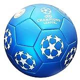 Ufficiale UEFA Champions League Calcio, palla in blu incluso offiziellem Gymbag, Sacca
