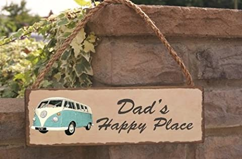 vw sign perfect gift for dad. Can be personalised