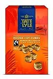 Tate and Lyle Fairtrade Demerara Rough Cut Sugar Cubes 500 g (Pack of 5)