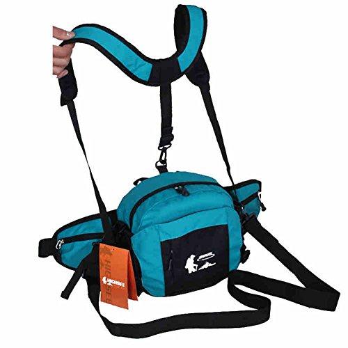 All'aperto multi-purpose sport borsa/ borsa a tracolla in esecuzione/ equitazione all'aperto Pocket-C B
