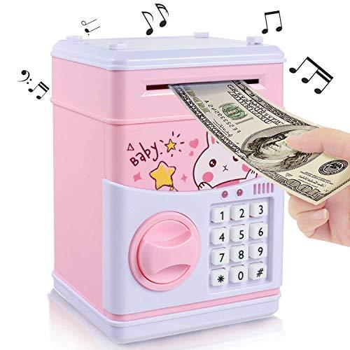 Electrónica Piggy Banks Mini ATM Ahorre dinero Monedas