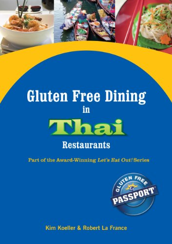 Gluten Free Dining in Thai Restaurants (Let's Eat Out Around The World Book 8) (English Edition) Mayer Restaurant