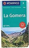 La Gomera: Wanderführer mit Extra-Tourenkarte 1:30000, 67 Touren, GPX-Daten zum Download.: Wandelgids met overzichtskaart (KOMPASS-Wanderführer, Band 5904)