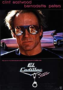 Pink Cadillac Affiche du film Poster Movie Rose Cadillac (11 x 17 In - 28cm x 44cm) Spanish Style A