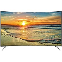 Samsung  - Tv led curvo 65'' suhd  ue65ks7500 4k hdr, wi-fi y smart tv