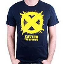 Tshirt X-Men Marvel - Xavier Institute 2017