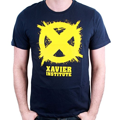 Tshirt X-Men Marvel - Xavier Institute 2017, Vêtements