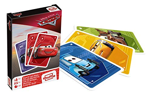 en Disney Cars und Old Maid ()