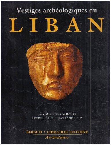 Vestiges archéologiques du Liban