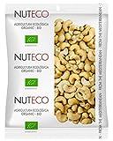 Nuteco Anacardos Crudos BIO - 3 Paquetes de 180 gr - Total: 540 gr