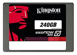 Kingston Technology 240 GB Solid State Drive 2.5 inch V300 SATA 3