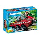 PLAYMOBIL® 4844 - Schatzjäger - Schatzsucher-Amphibientruck